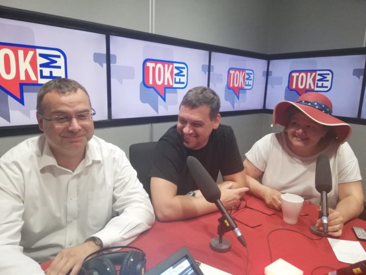 Plan B dla Dyrektora. Audycja w TOK FM i spotkania w Poznaniu i Warszawie