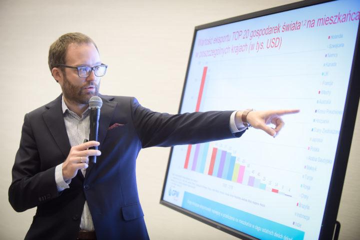 Marek Dietl, prezes GPW o konkurencyjności firm i gospodarek. Ekskluzywny wykład!