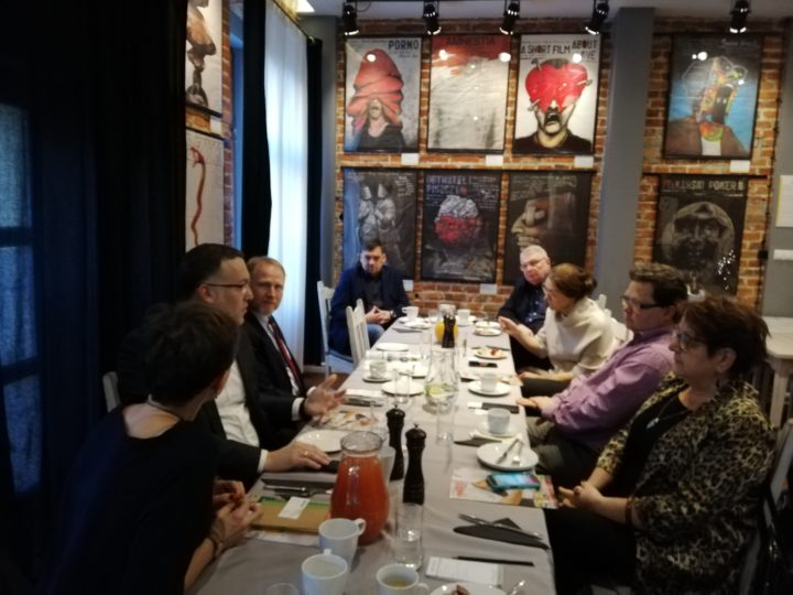 Startup z ofertą dla CFO – przykład zrealizowanego Planu B. Spotkanie w Łodzi