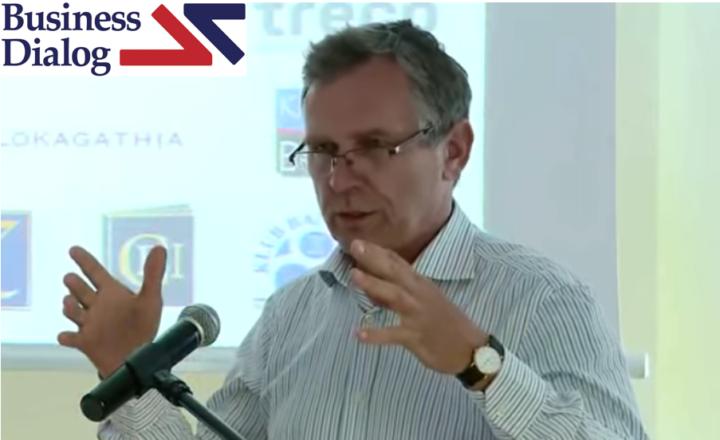 Sukces w biznesie wymaga pasji, dyscypliny i szczęścia. Prof. Krzysztof Obłój dla KDF Dialog