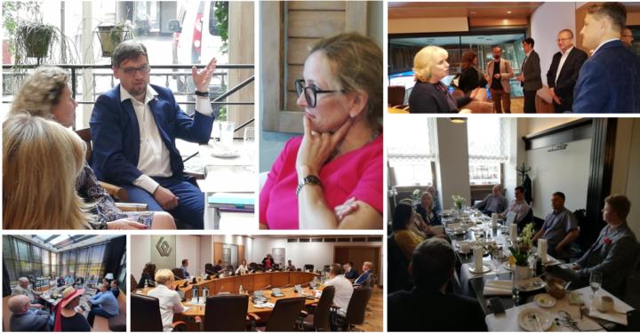 Październikowe spotkania w Business Dialog – Warszawa, Gdańsk, Poznań, Wrocław, Katowice