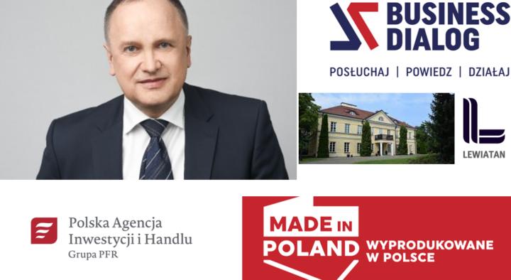 O inwestycjach w Polsce z Grzegorzem Słomkowskim, wiceprezesem PAIH