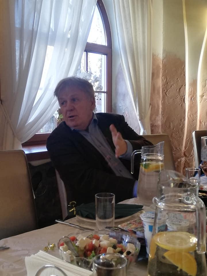 Spotkanie w Lublinie 22.10. Rezerwy, zapasy i spekulacja rządzą
